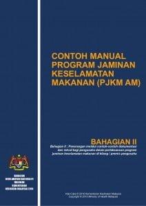 contoh manual program jaminan keselamatan makanan