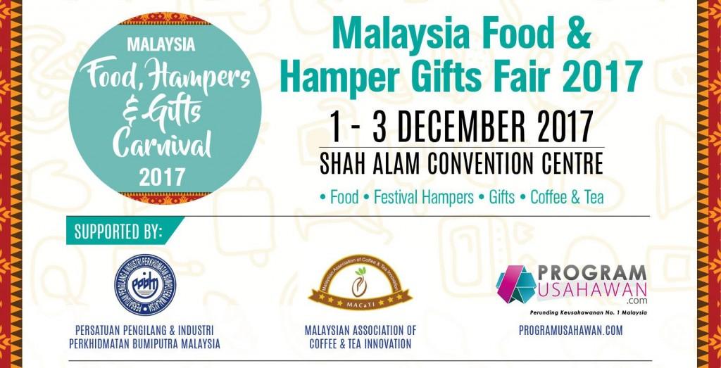 malaysia food n hamper gifts fair 2017