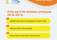 Bengkel Sistem Jaminan Halal Pahang