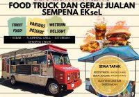 ekspo keusahawanan ledang eksel 2018 food truck